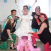 Den snygga avslutningsposén av Proud Mary på Pians bröllop :oD maj-12