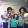 Zumba Fitness Master Class med Pedro Camacho & Martin Mitchel på Z Fitness Room mars 2013 :o)