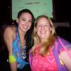 Tanya Beardsley & jag på ZIN DAY på Berns Salonger nov 2011width=